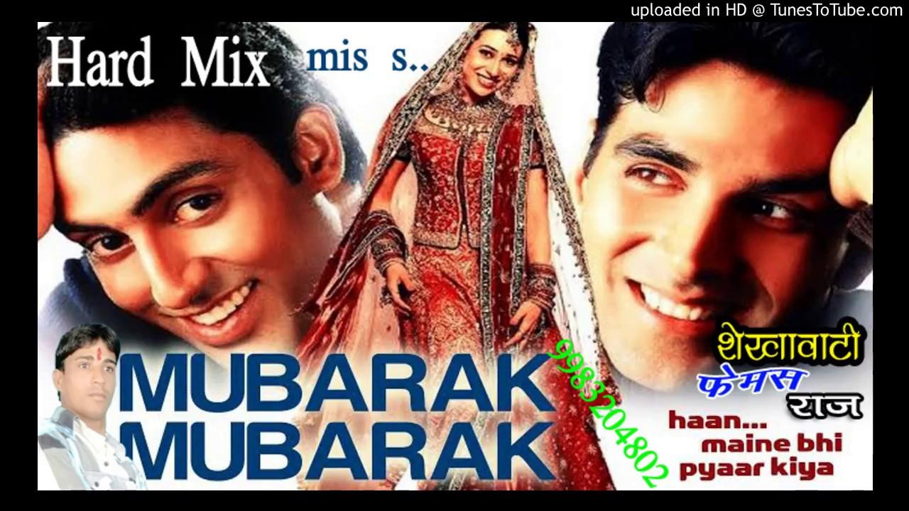 Mubarak ho tumko yeh shaadi tumhari karaoke with lyrics youtube.