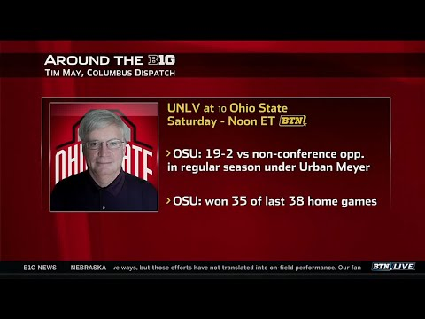 Tim May Talks Ohio State Football