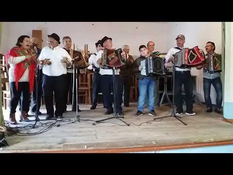 """Grupo Serrra D""""Arga Festival deTocadores de ConcertinaEm Candemil V.N. Cerveira 28/10/2018"""