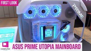 ASUS Prime Utopia im First-Look - das Mainboard der Zukunft? #Computex2019