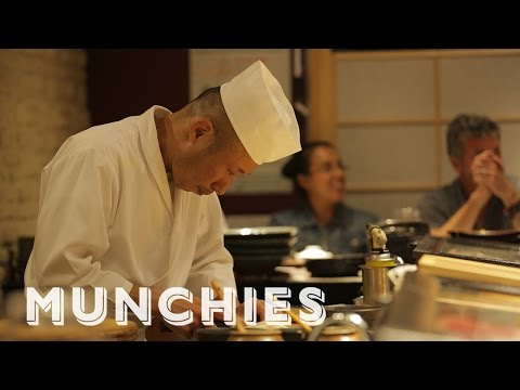 Bringing the Art of Sushi to Harlem: The Sushi Chef with Shi