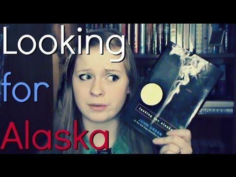 looking for alaska book report Looking for alaska was the first book that i thoroughly enjoyed reading, but that simultaneously and more importantly, made me think about greater issues in life for a long time after i had finished reading.
