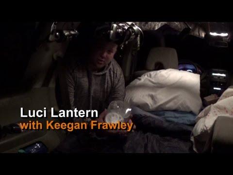 Luci Lantern for Kayak Fishing and Camping, with Keegan Frawley: Episode 336