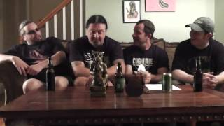 DIVINATION / FATAL AGGRESSION Interview Part 1 METAL RULES! TV 2013