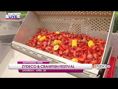 Zydeco & Crawfish Festival Coming Up In Gulf Shores