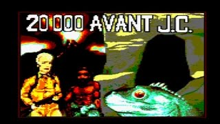 AMSTRAD CPC MUSIC RIPS FOR 20,000 AVANT JC AND 3D TIME TREK