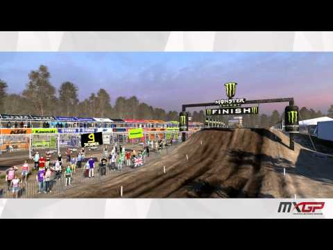 MXGP - Tracks Trailer