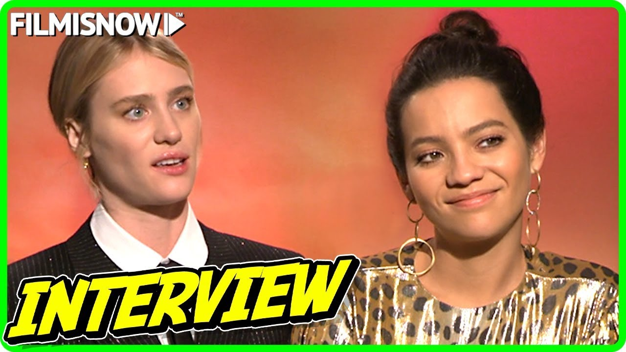 TERMINATOR: DARK FATE | Mackenzie Davis & Natalia Reyes talk about the movie - Official Interview