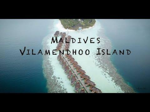 Vilamendhoo Island, Maldives Travel Video - 4k