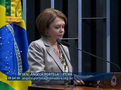 Para Ângela Portela, decreto de contenção de gastos públicos afetará a educação