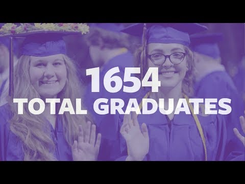 Largest Graduating Class in WCU's History | May 2018
