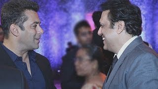 Govinda Hasn't Met Salman Khan In Years  Bollywood News