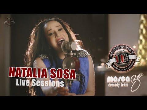 NATALIA SOSA  -MIENTEME OTRA VEZ-  Live Session México – Mex