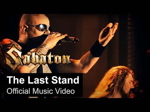 SABATON  The Last Stand  Music