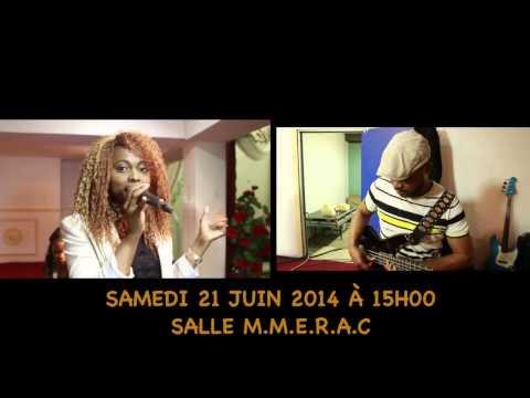 spot Mardochee KAYEMBE en CONCERT FÊTE DE LA MUSIQUE,, 21/JUIN/2014
