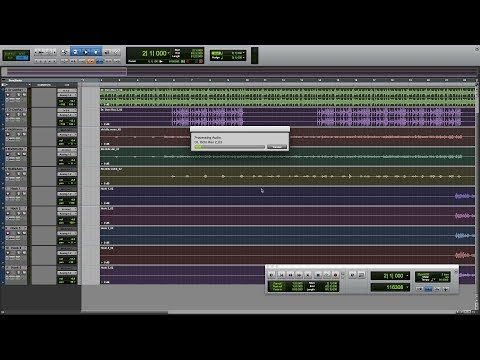 How to move sessions from Pro Tools to Presonus Studio One