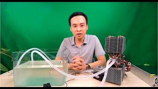 Bộ Kít Làm Mát Nước 4 Sò Nóng Lạnh Công Suất 400W H4 - Siêu thị Điện Thông minh ELS
