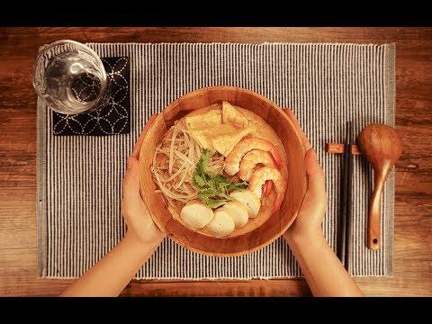 Top Ten Instant Noodles 世界第一的泡面,竟然是这个味道!?【深夜泡面番03 叻沙拉面】by 柴犬小丸子