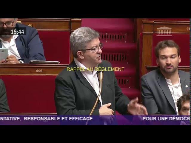 AFFAIRE BENALLA : UN RESPONSABLE POLITIQUE DOIT VENIR S'EXPRIMER
