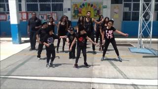 JIBBS CHAIN HANG LOW - Born To Dance Choreography