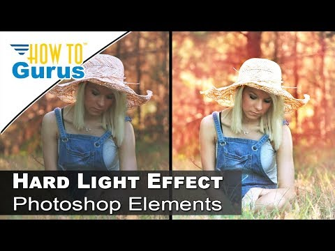 How To Brighten Up And Improve Dull In Adobe Oshop Elements Tutorial