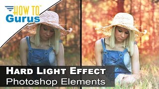 how to brighten up and improve a dull photo in adobe photoshop elements 15 14 13 12 11 tutorial