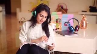 Watch #fingersaddict kautuka gandhi spend a relaxing day with her fingers sugar-n-spice headsets – the world's first headset contrasting ear-cups! an el...