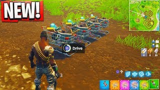 "NEW Fortnite ""Shopping Cart + Refund Skins"" UPDATE! - How to USE Shopping Cart (New Fortnite Update)"