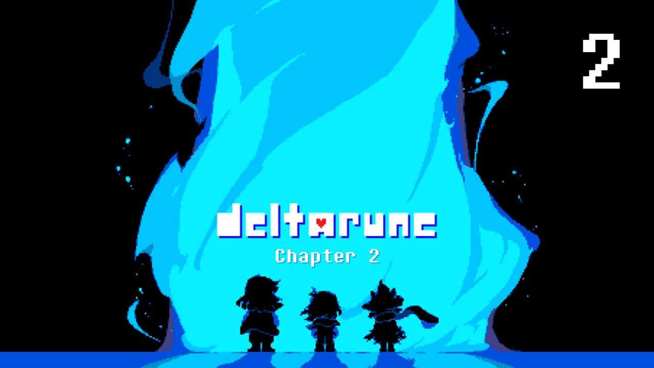 Download DELTARUNE (Chapter 2) - Serien Plays [Ep. 2]   The Queen's Game