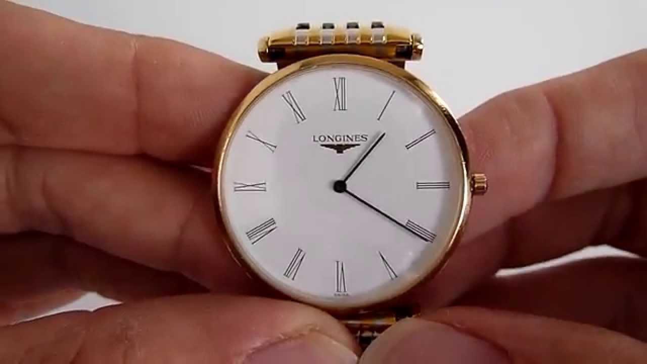 c040e304be77 (A LA VENTA) Reloj Longines La Gran Clasique