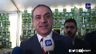 مهرجان الزيتون يستقطب الأردنيين بمنتجاته المتميزة (27/11/2019)