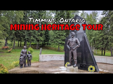Things To Do in Timmins, Ontario: Mining Heritage Tour, Library, Museum and Park [Travelling Foodie]