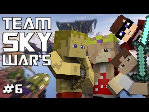 TEAM SKY WAR'S #6 DOMINAR SEMPRE O MEIO ! C/Baby , Miss & Hitz