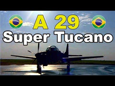A29 Super Tucano de EMBRAER
