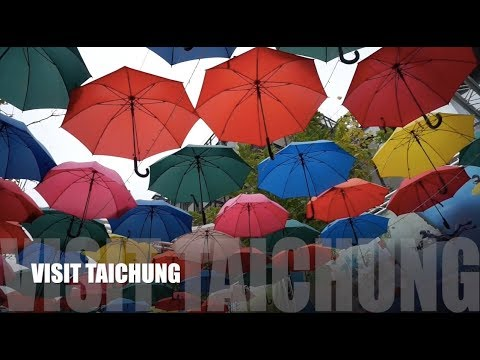 Quirky Things To Do in Taichung - MOST COLOURFUL CITY IN TAIWAN