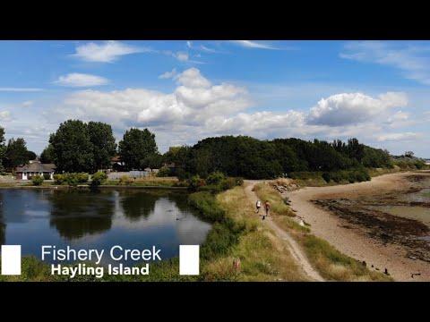 Fishery Creek Hayling Island