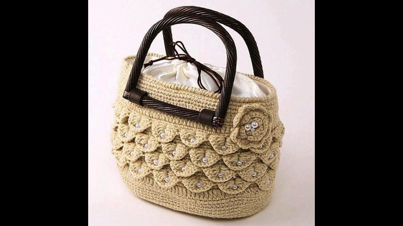 e9e766bd5b163 Crochet Bag Simplicity Patterns 21 - YouTube