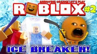 Annoying Orange Plays - ROBLOX: Icebreaker #2