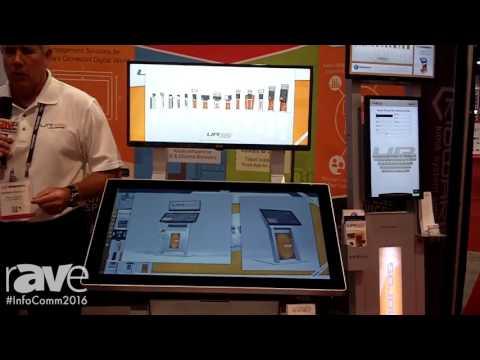 InfoComm 2016: URway Holdings Showcases URway Kiosks