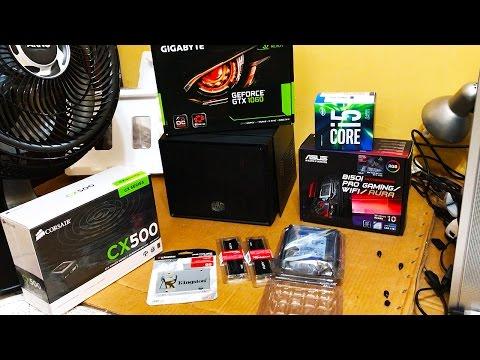Vlog #2 do Foul: Montando um PC de sala no CoolerMaster Elite 110 ITX