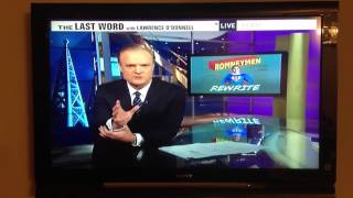 Lawrence O'Donnell vs. Taggart Romney