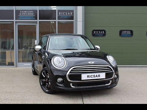 Mini Cooper D Chili Pack With Cooper Works 18 Wheels Youtube