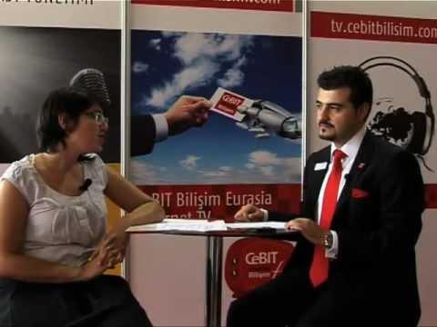 Cihan Keser - CeBIT Bilişim Eurasia 2011 Online Tanıtım Projeleri