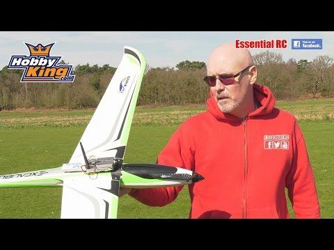 Durafly EXCALIBUR High Performance Glider [RunCam2 FPV]: ESSENTIAL RC FLIGHT TEST