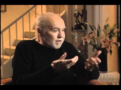George Carlin on God, the planet, and