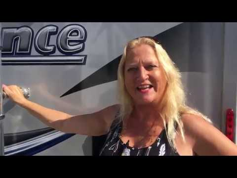 Alisha Powers with Toscano RV Center