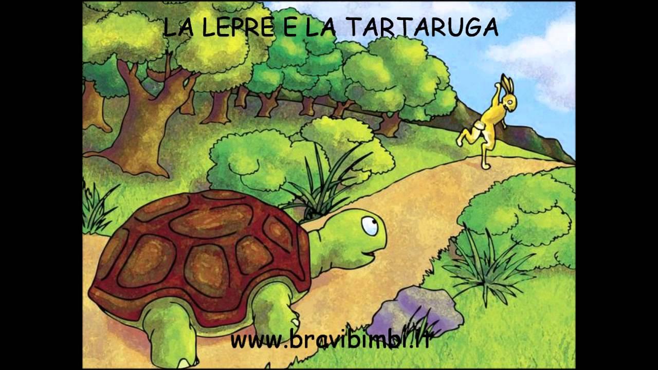 La lepre e la tartaruga storie da ascoltare youtube for Lepre immagini da stampare