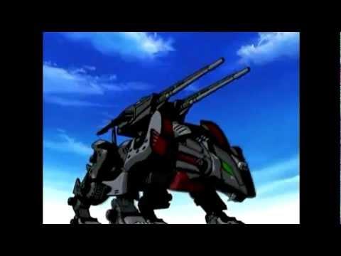 Zoids New Century Zero (Liger Zero vs. Lightning Saix)