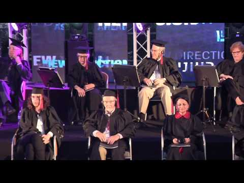 Conferment of Degrees of Doctor of Philosophy, Honoris Causa - 2017