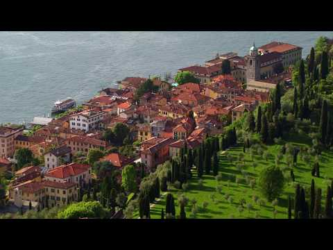 Lake Como seen by Yann Arthus-Bertrand